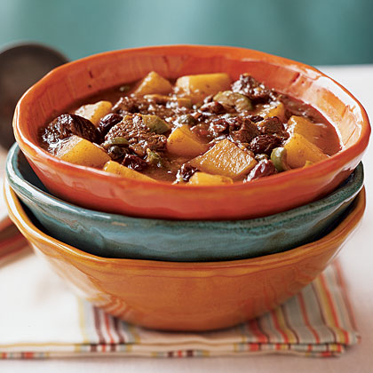 Carne con Papas (Stew of Beef and Potatoes)