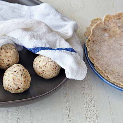 Garlic-Herb Tortillas