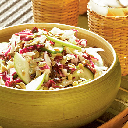 Country Apple Slaw