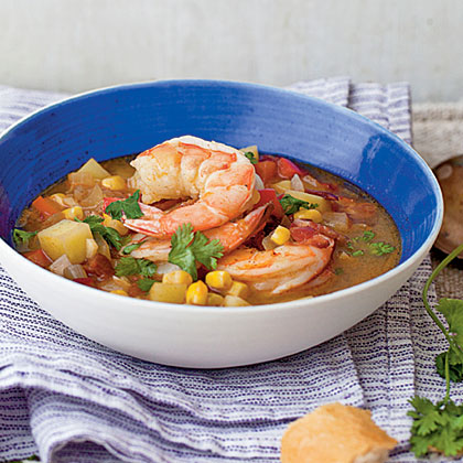 Lowcountry Boil in a Bowl