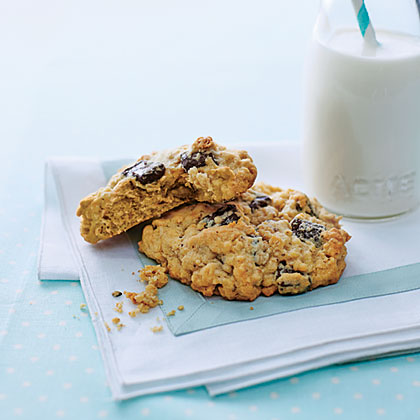 Oatmeal-Chocolate Chip Monster Cookies