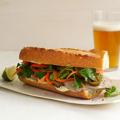 Country Pate Banh Mi