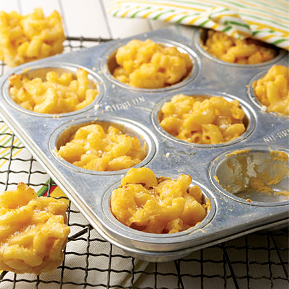 Mac and Cheese Nuggets