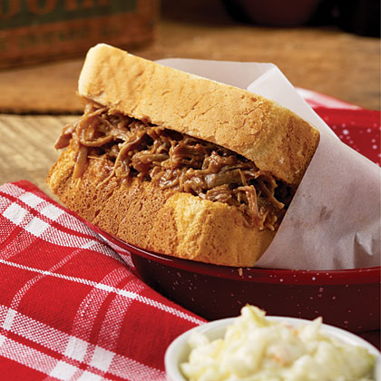 Slow-Cooked Pulled Pork