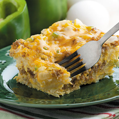Photo: Gooseberry PatchSlow-Cooker Hashbrown Casserole