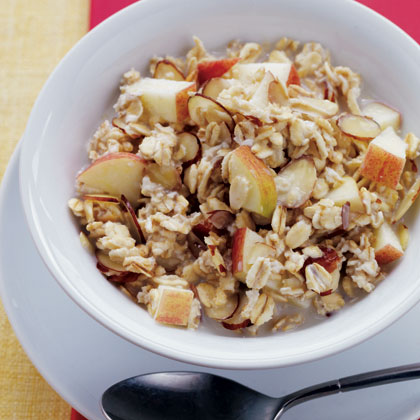 apple-almond-muesli