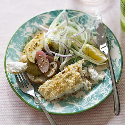 halibut-horseradish-crust