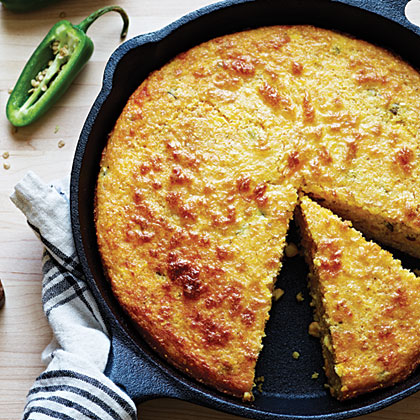 Spicy Jalapeno Corn Bread