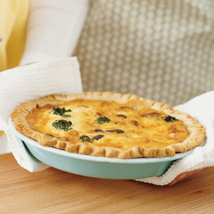 Four-Meals-in-One Quiche