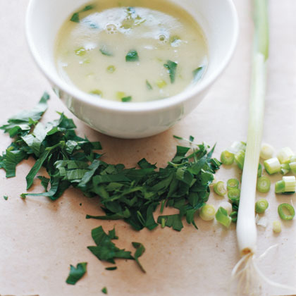 Herb and Wine Sauce