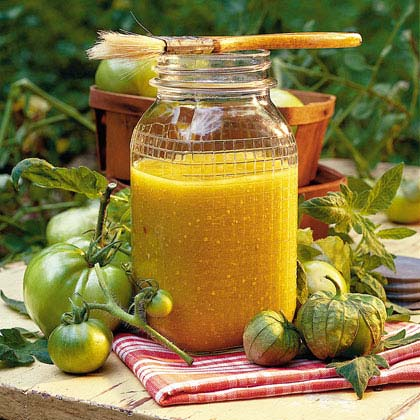 Green Barbecue Sauce