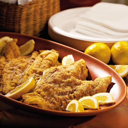 Cajun-Baked Catfish