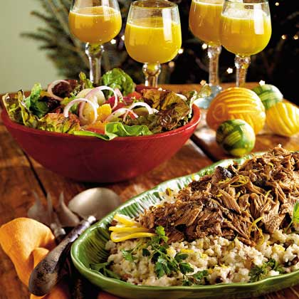 Caribbean Rice and Peas