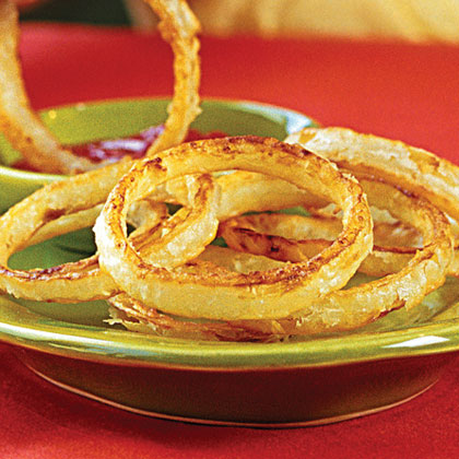 Crispy  Fried  Onion Rings