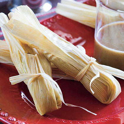 Sugar-and-Spice Fruit Tamales