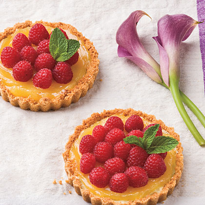 Lemon-Almond Tarts