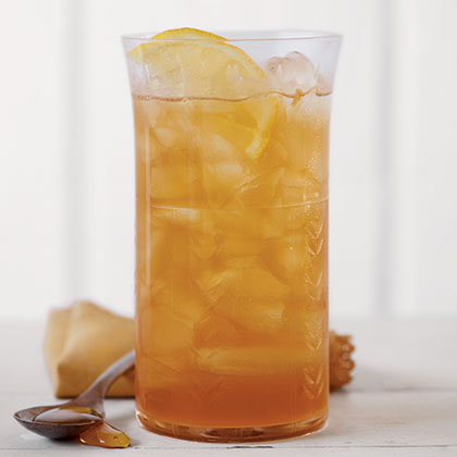 Ginger-and-Honey Sweet Tea