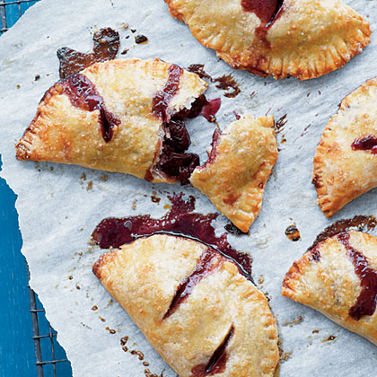 Roasted Cherry Hand Pies Recipe Myrecipes