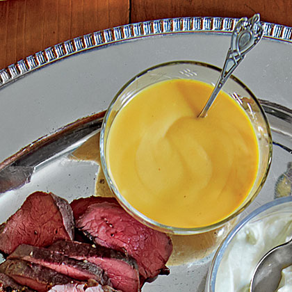 Homemade Hot Mustard