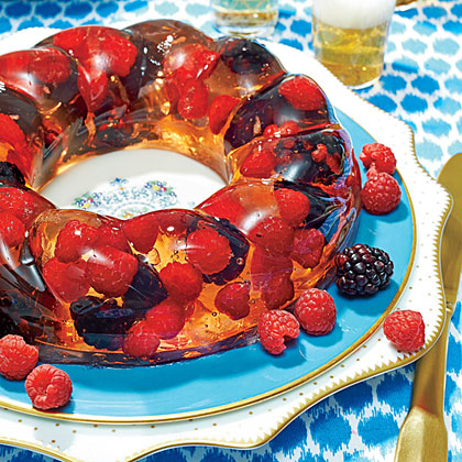 Berries and Bubbles