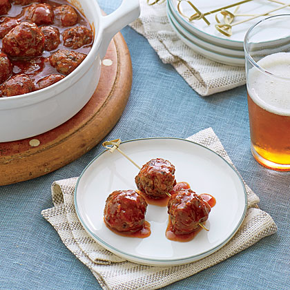 Party-Perfect Meatballs