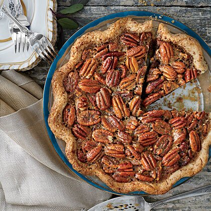 Tennessee Whiskey Pecan Pie