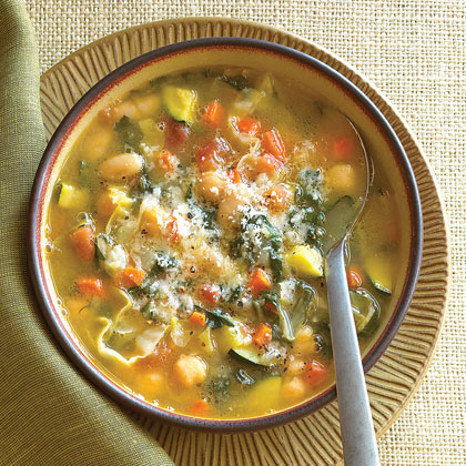 Vegetable Minestrone