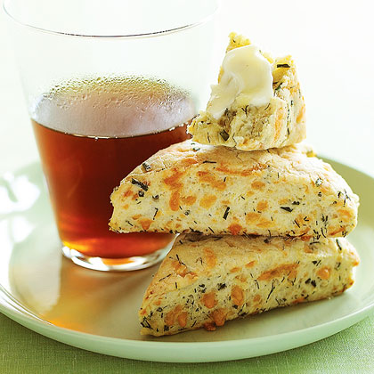 Cheese Dill Scones