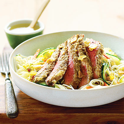 Vietnamese-style Steak Salad