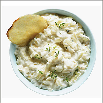 Sweet Onion and Thyme Dip