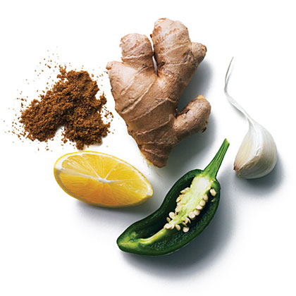 Indian Green Curry Seasoning Paste