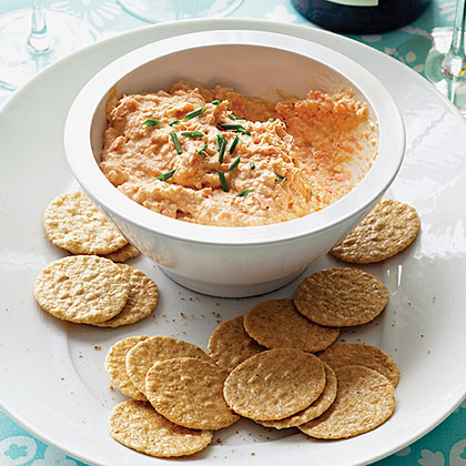 Curried Salmon Mousse