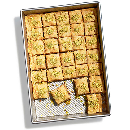 Indian Baklava