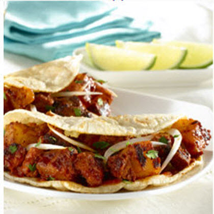 Home-style Tacos al Pastor