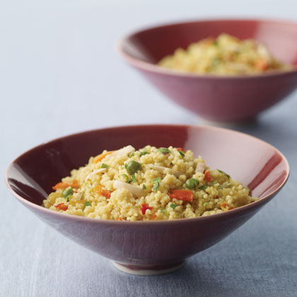 Curried Vegetable Couscous