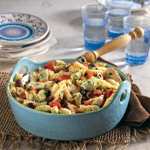 Wish Bone Mediterranean Pasta Salad Recipes