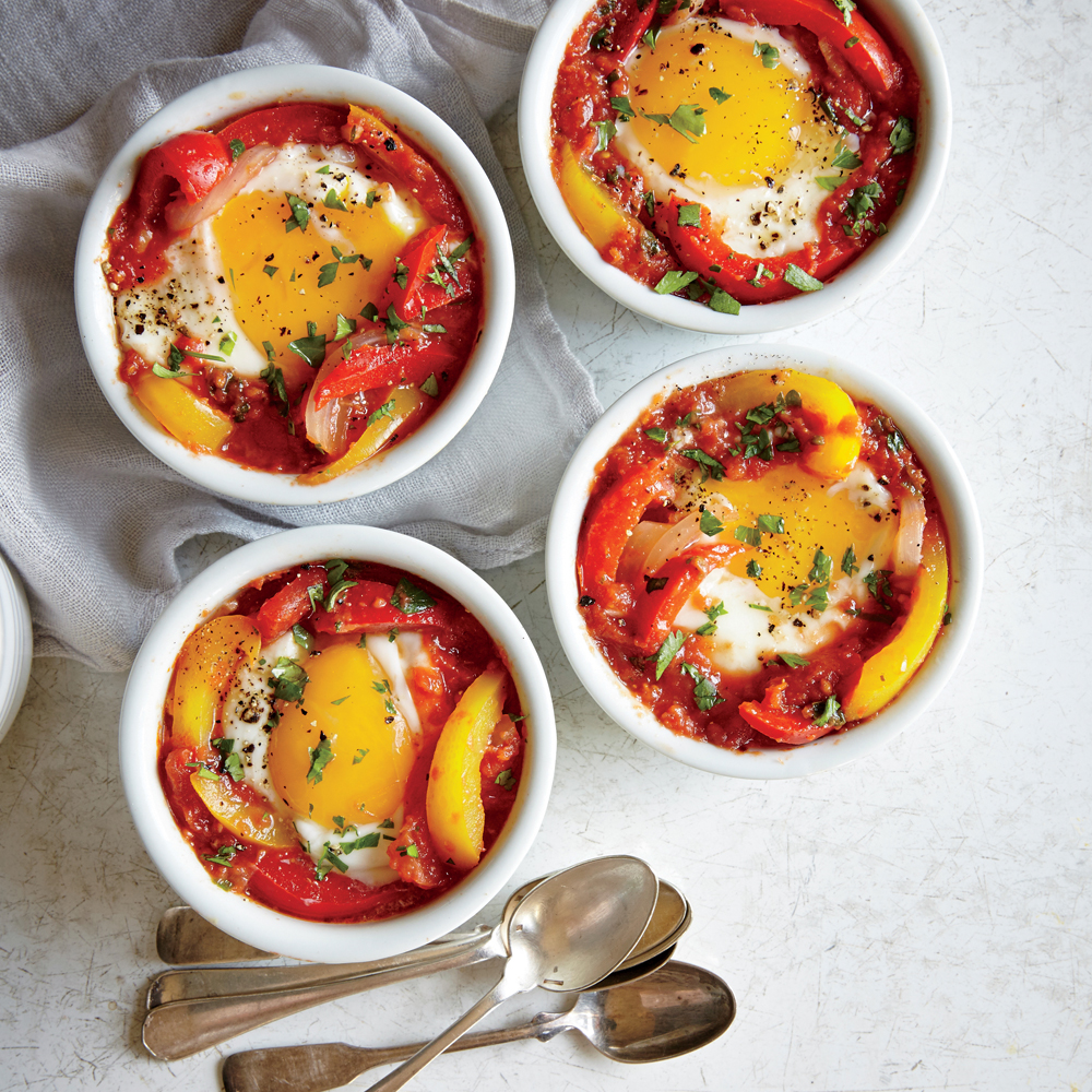 Make-Ahead Shakshuka
