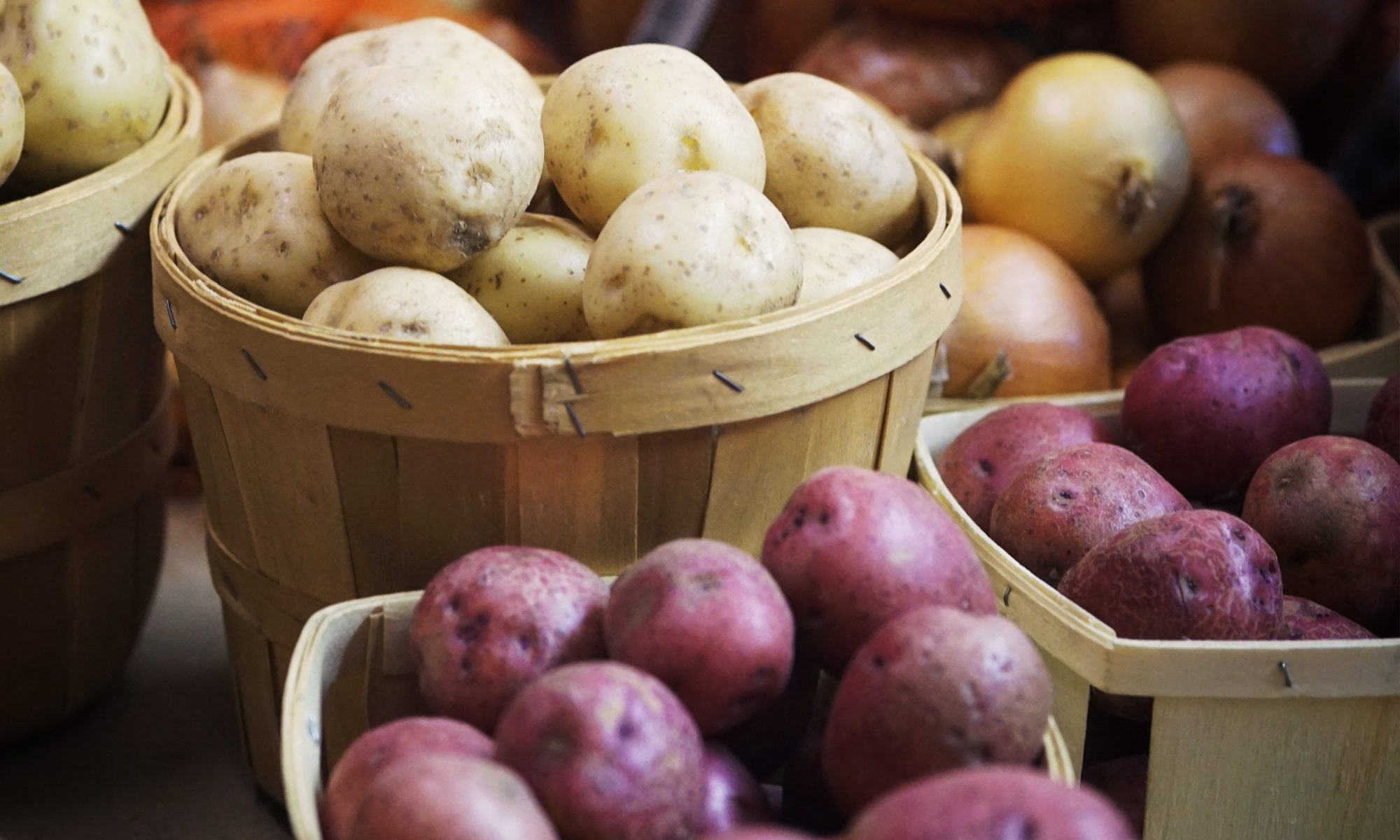 EC: What's the Difference Between Russet, Red, and Yukon Gold Potatoes?