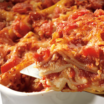 Red Gold All-In-One Lasagna
