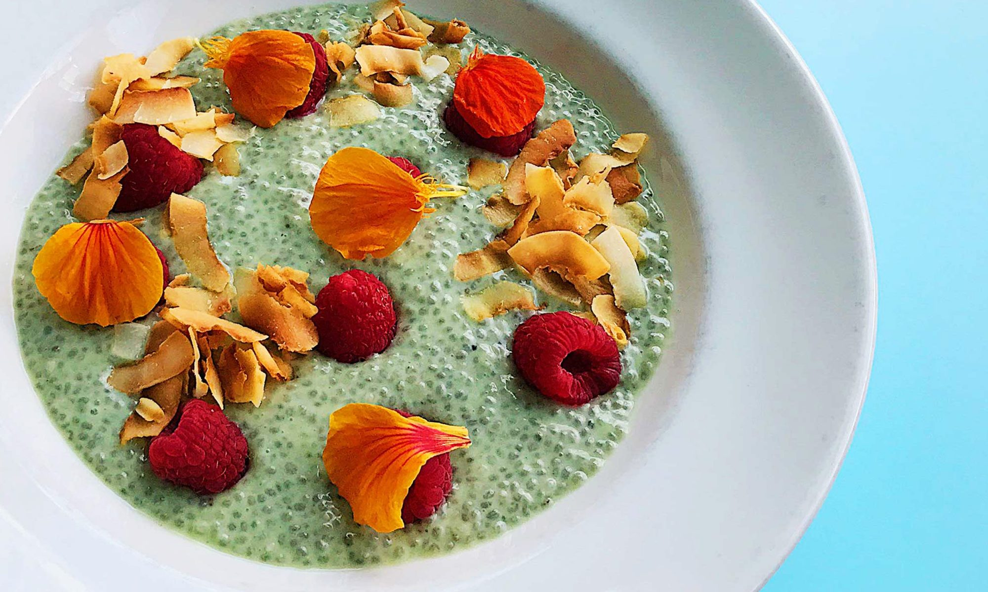 EC: This Four-Ingredient Chia Pudding Recipe Is Endlessly Customizable