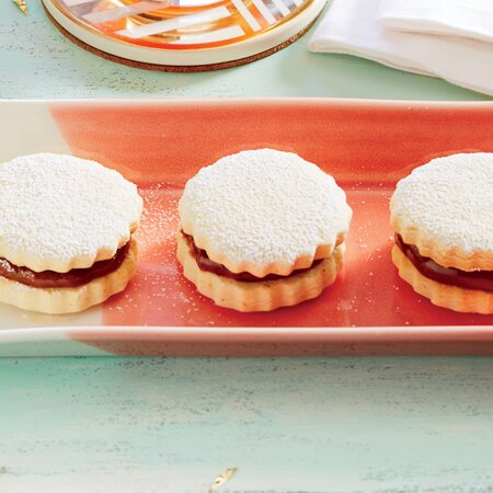 Spiced Alfajores Recipe Myrecipes