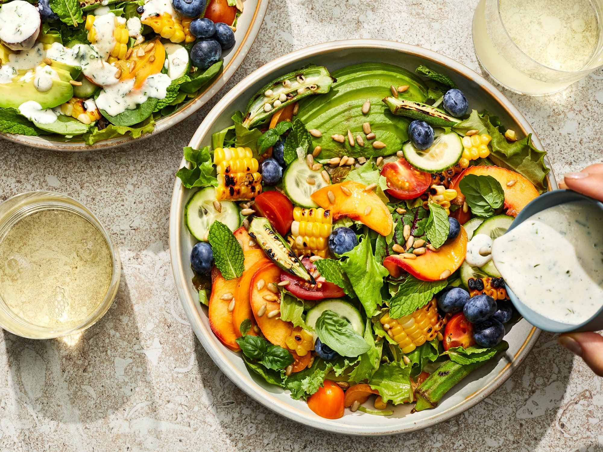 The Ultimate Southern Summer Salad image