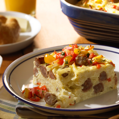 Sunrise Breakfast Casserole