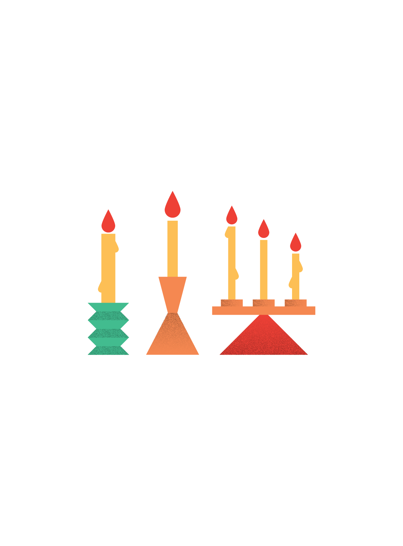 Illustration of candles (62)