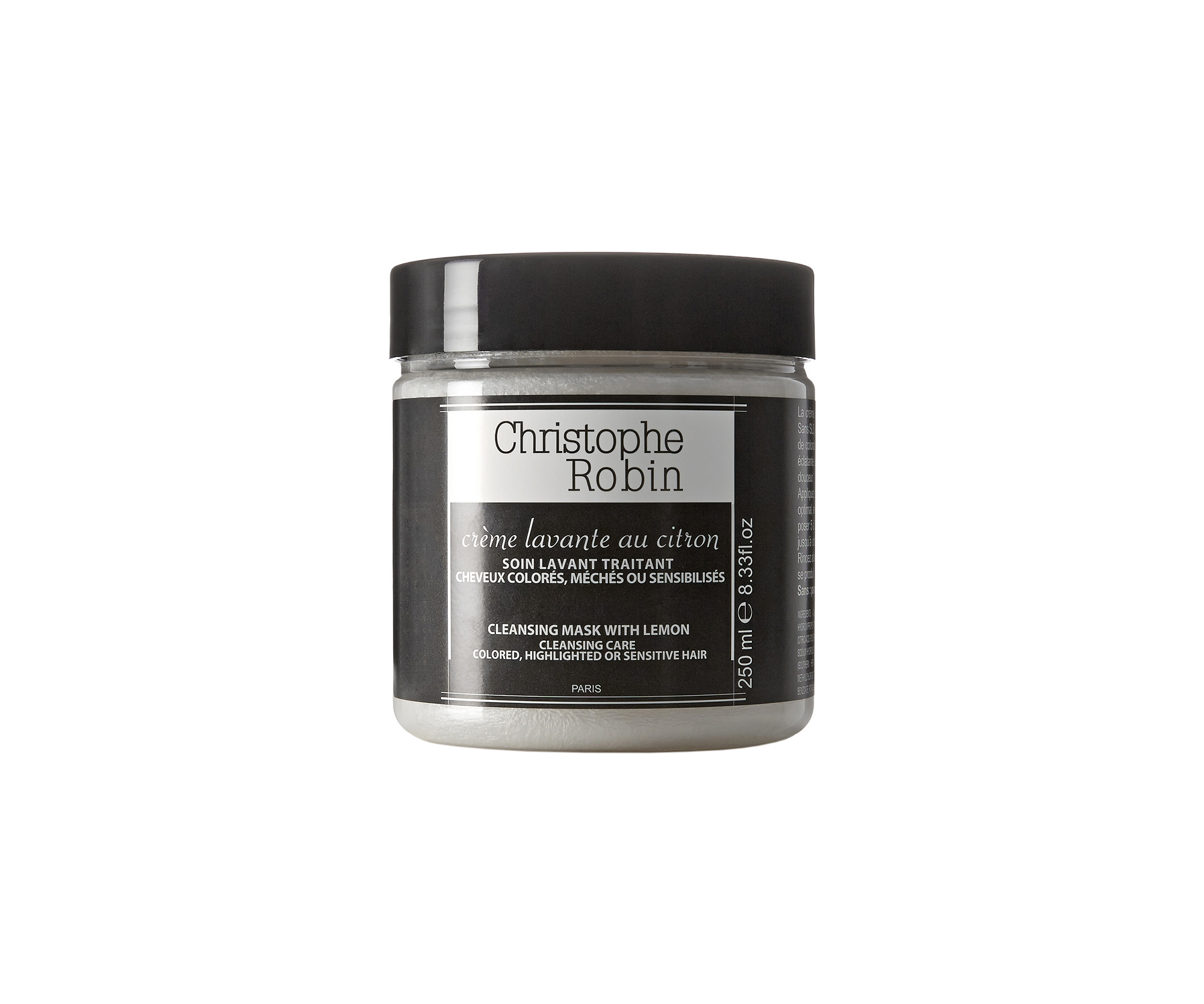 Christophe Robin Cleansing Mask with Lemon