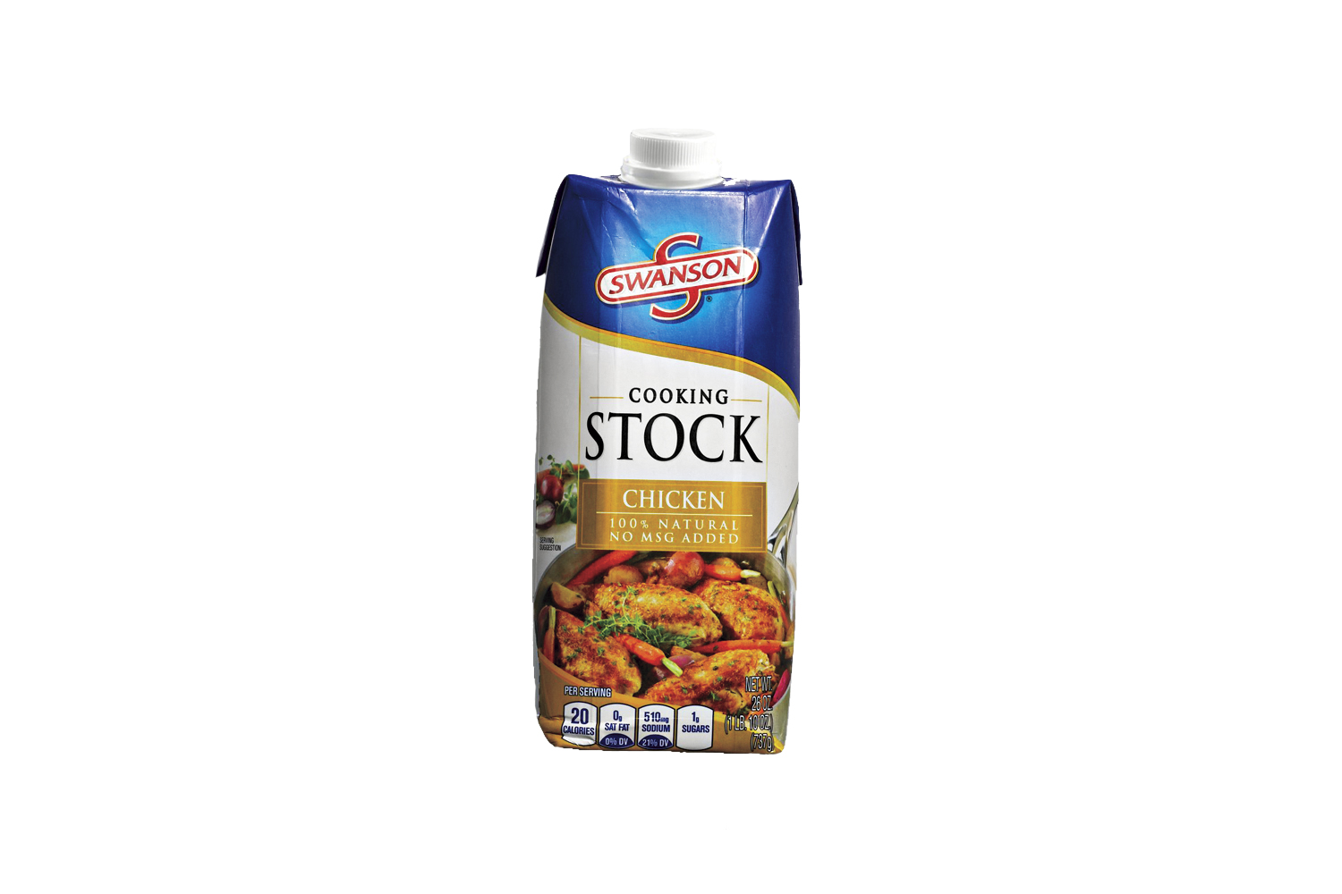 Swanson Chicken Stock