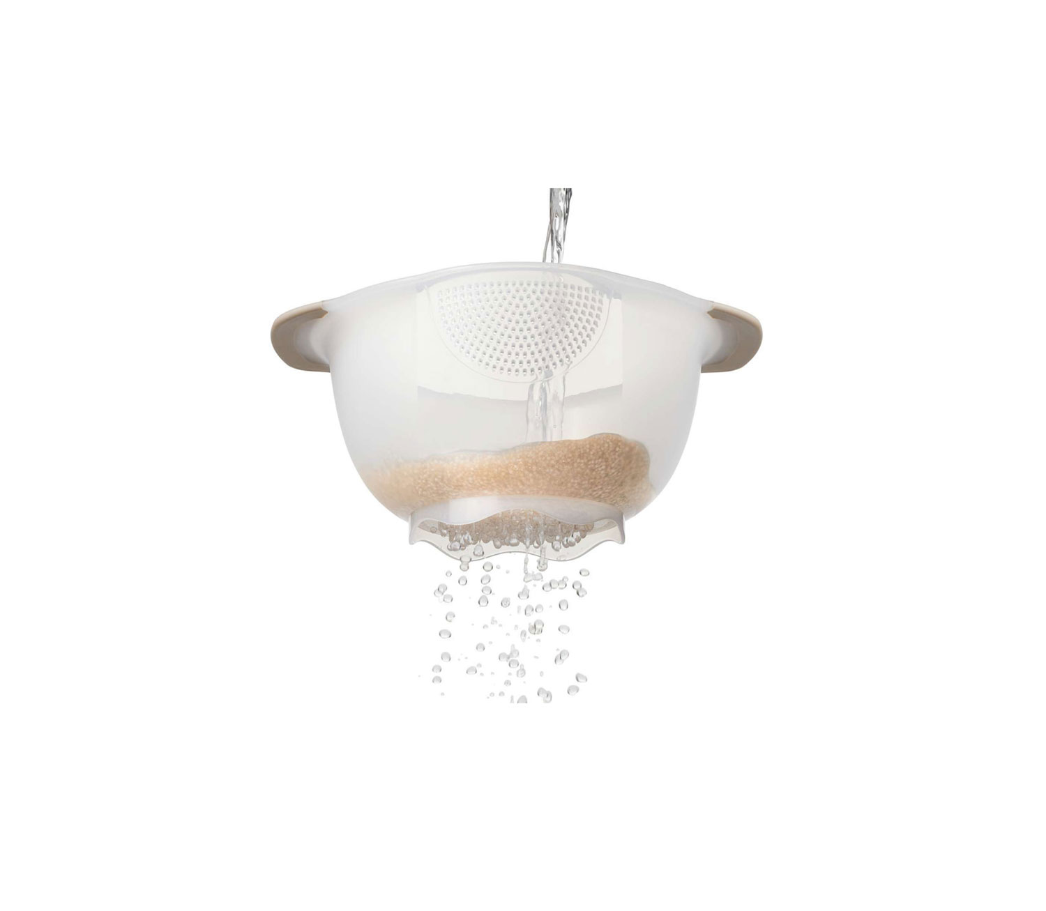 Rice and Grains Washing Colander