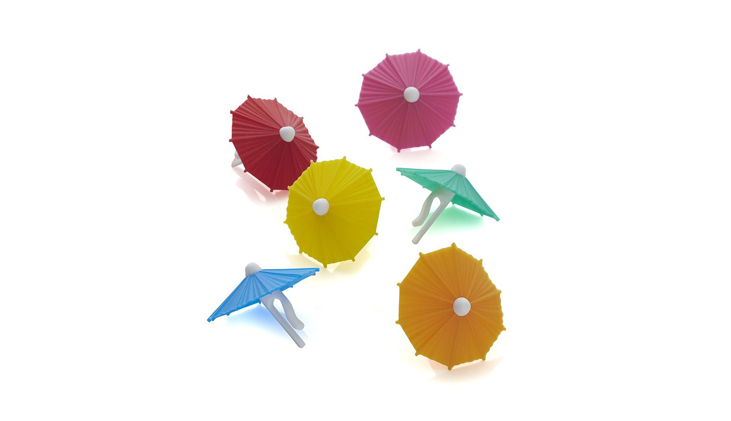 Umbrella Drink Markers