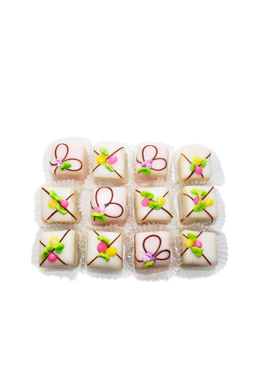 William Greenberg Desserts Mother's Day Petits Fours
