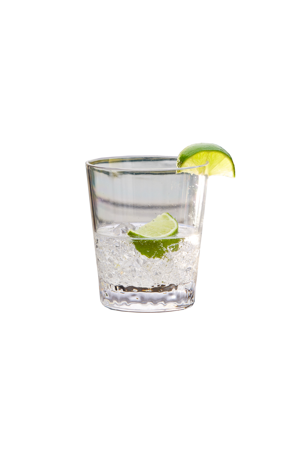 Seville Plastic Double Old-Fashioned Glass